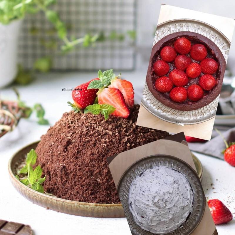 Mole mink cake-4