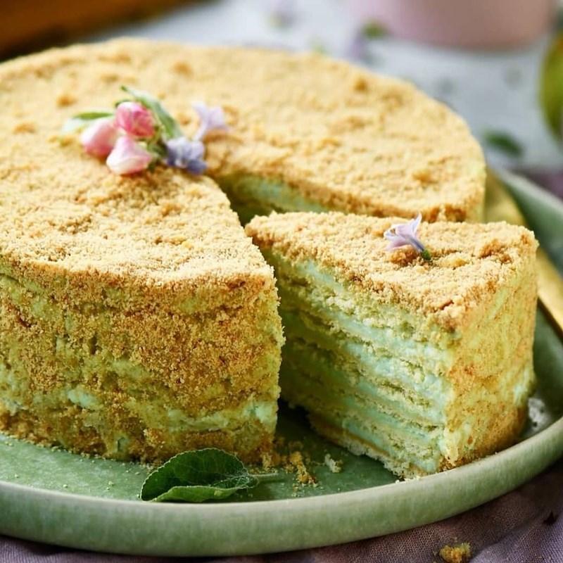 Apple freshness cake-3