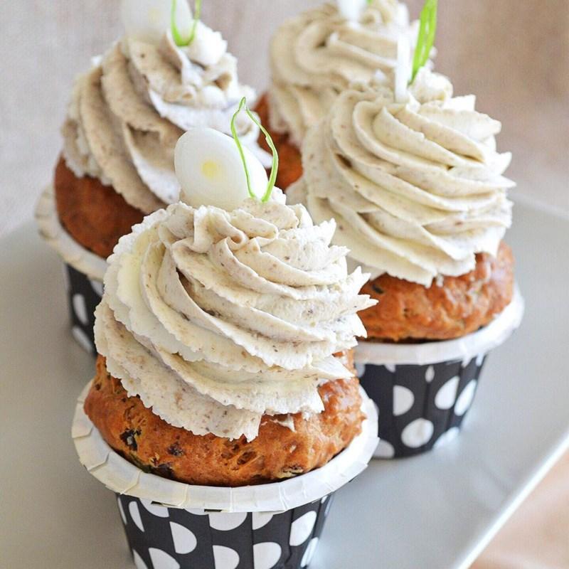 Champignon cupcakes-3