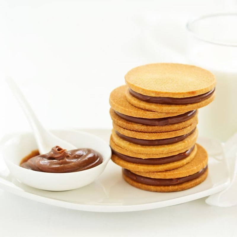 SHORTBREAD COOKIES WITH TOFFEE-2