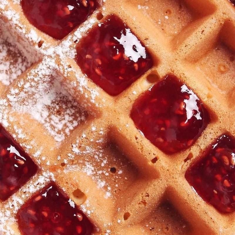 Belgian waffles-2