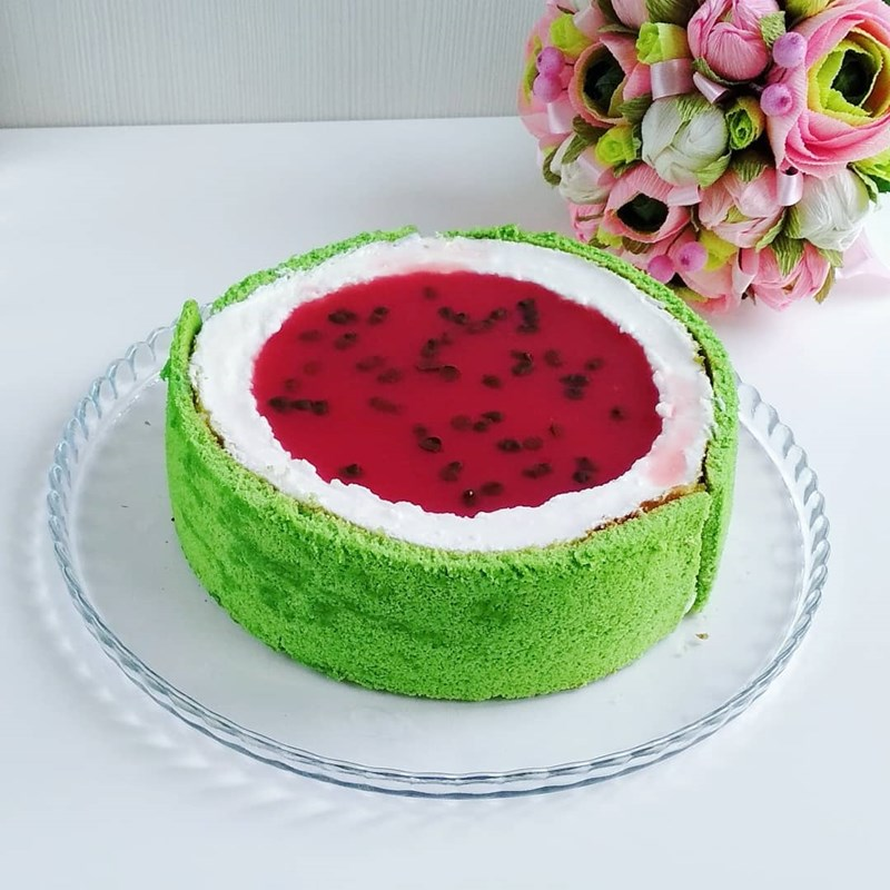 Summer Watermelon Cake-2