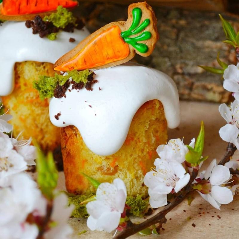 Carrot Easter cake-3