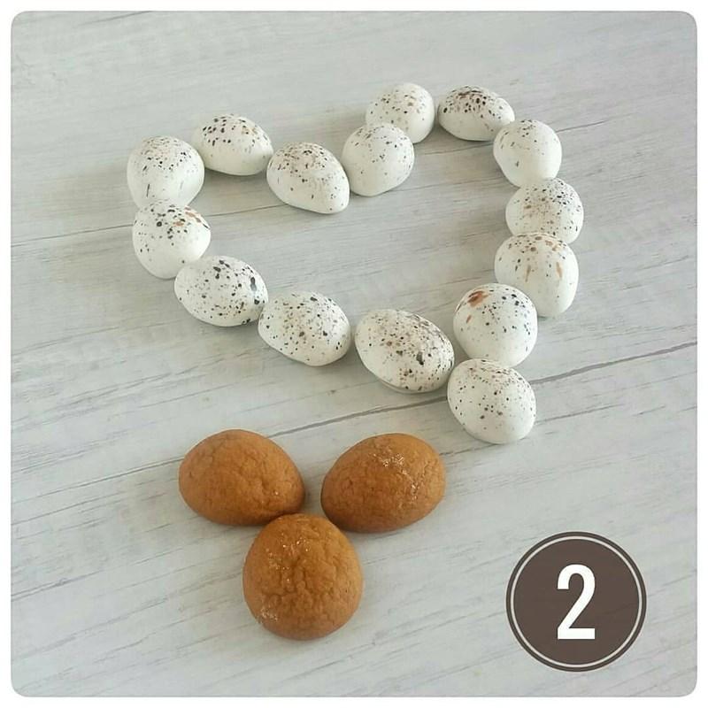 Gingerbread Easter eggs-6