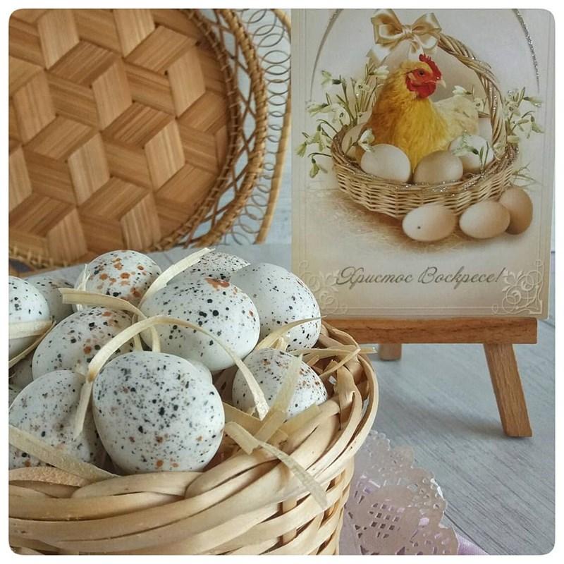 Gingerbread Easter eggs-8