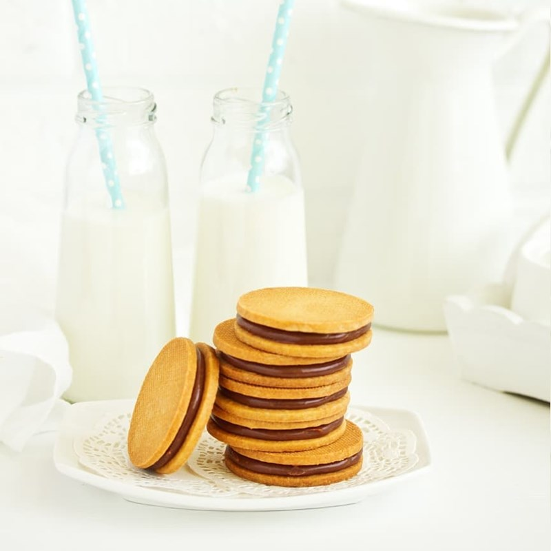 SHORTBREAD COOKIES WITH TOFFEE-4
