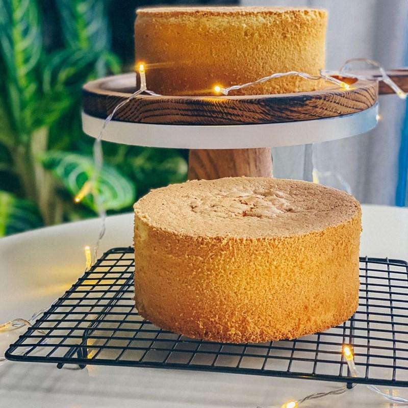 French meringue sponge biscuit-3