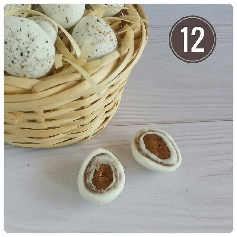 Gingerbread Easter eggs-2