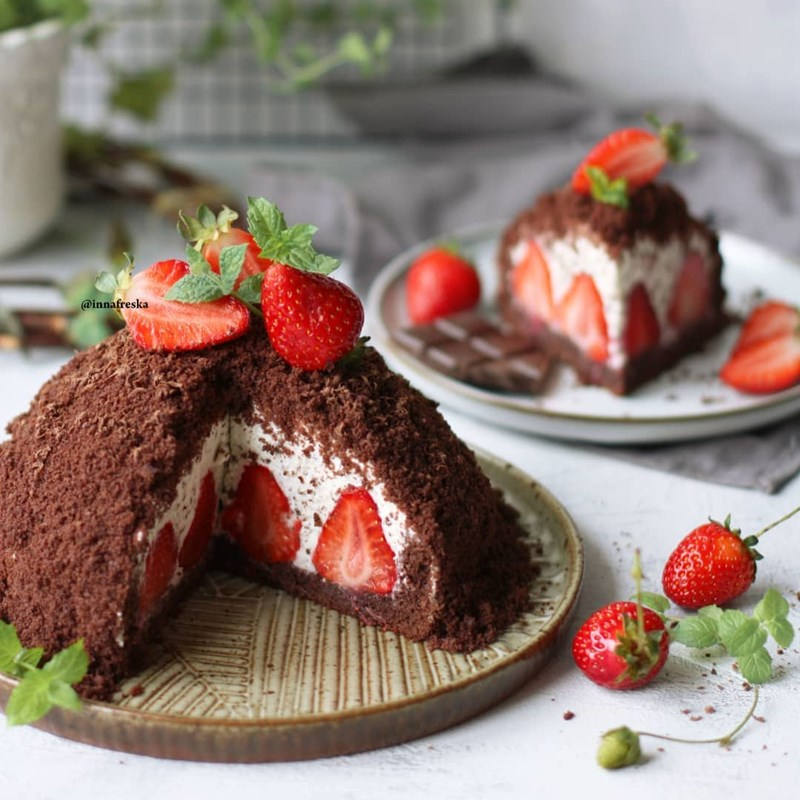 Mole mink cake-5