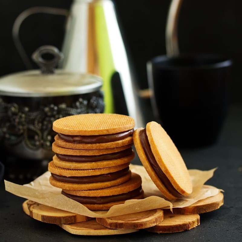 SHORTBREAD COOKIES WITH TOFFEE-3